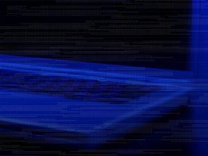 深夜のノートPC