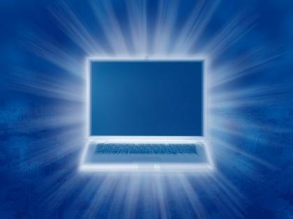 ノートPC光